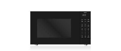 wolf  standard microwave oven ms