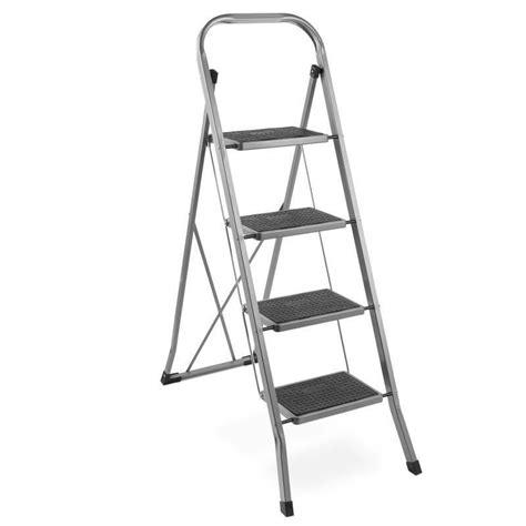 vonhaus  step steel ladder ladder folding ladder step