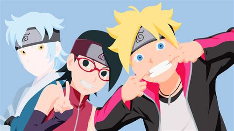 Next Generations. Boruto By Jborunda