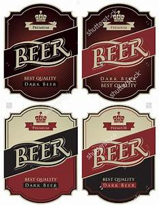 29 beer label templates free sample example format With free printable beer labels
