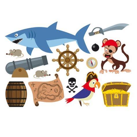 bateau de pirate en carton  colorier