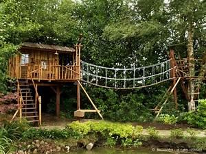 Kinderspielplatz Für Garten : ein baumhaus f r kinder im garten bauen n tzliche tipps ~ Michelbontemps.com Haus und Dekorationen