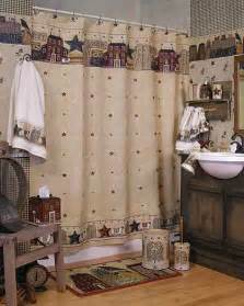 Americana Shower Curtains