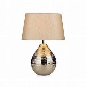 buy unusual table lamps With silver ceramic floor lamp