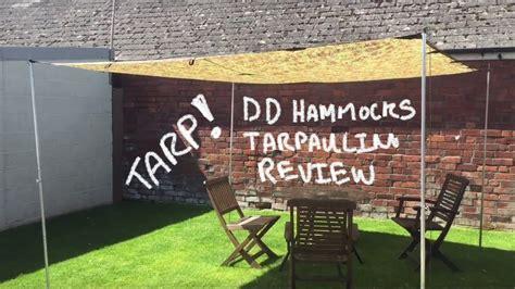 Dd Hammocks Review by Dd Hammocks Tarp Review