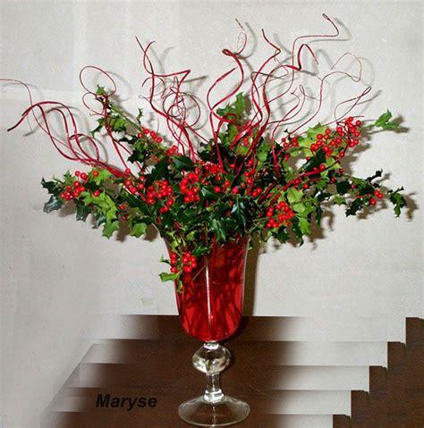 decoration de noel avec du houx d 233 coration de no 235 l bouquet de houx le cr 233 atif de mohati