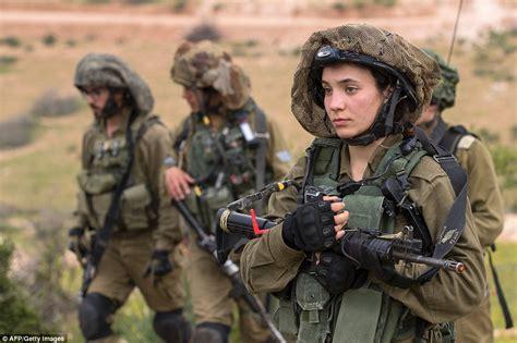 female soldiers  israels lions  jordan daily