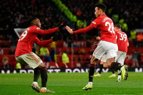 Five things we learned as Manchester United draw 1-1 with ...