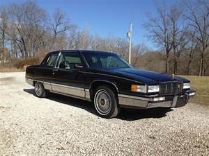 Find Used 1992 Cadillac Fleetwood Base Coupe 2