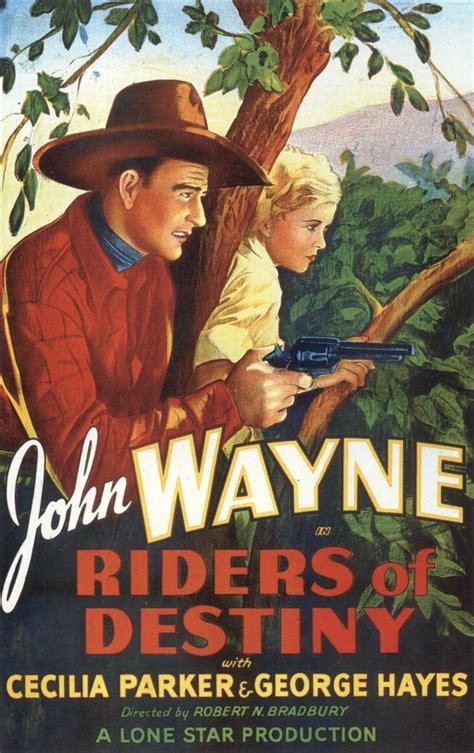 john wayne westerns  posters matthews island