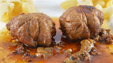 cuisiner paupiette de veau bonne ée 2013