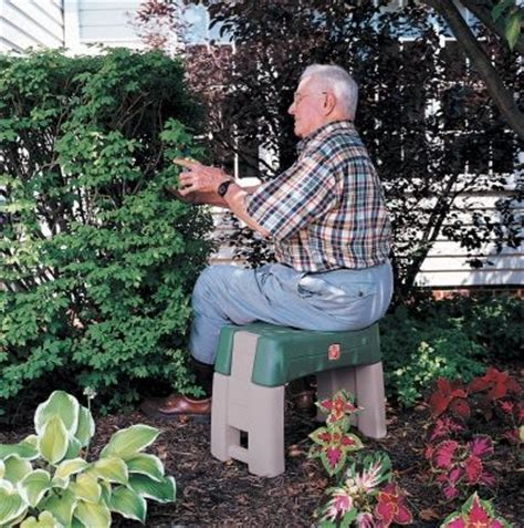 siege jardinage siège de jardinage