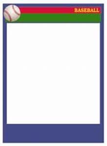 Baseball card templates free blank printable customize for Baseball card template microsoft word