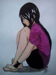 Lonely girl... by Rukiza-chan06 on DeviantArt