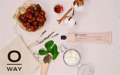Oway Professional Organic Salon Products