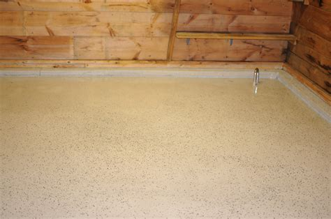 Rustoleum Garage Floor Epoxy by Paint And Park Bringing A Floor Back From The Dead With