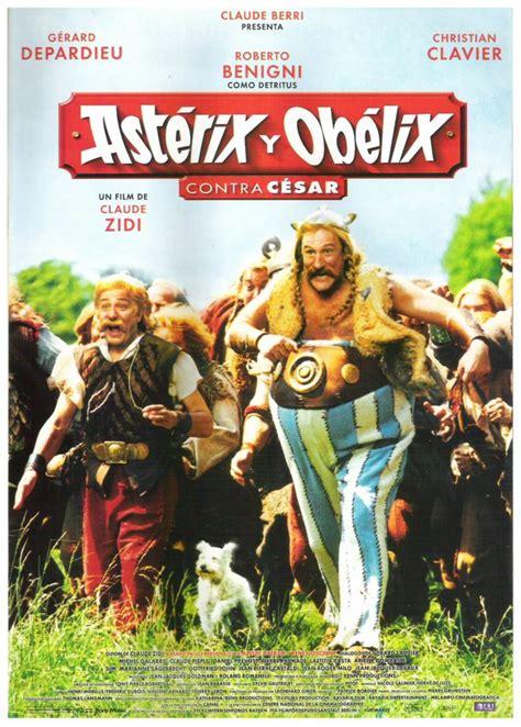 asterix  obelix contra cesar cinema france  cinema
