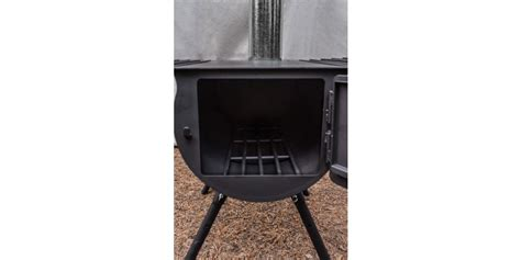 alpine heavy duty cylinder stove