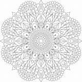 Sunrise Morning Coloring Pages Mandala Mondaymandala Adult Printable Monday Sheets Pdf sketch template