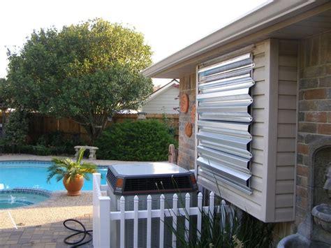 panels hurricane shutters aluminum clear