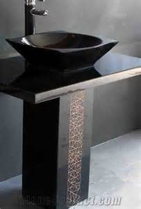 shanxi black pedestal sink  china