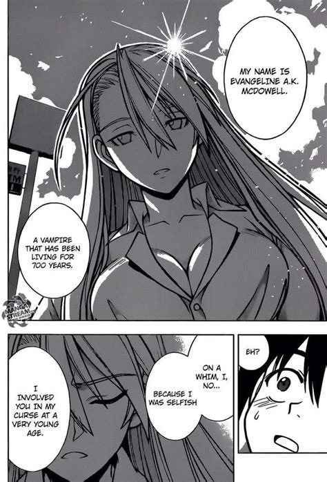 Uq Holder Episode 9 Spoilers What Important Is Yukihime Recommendation Uq Holder Anime Amino