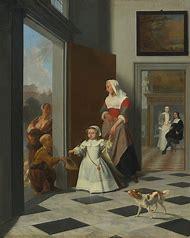 Dutch Masters Paintings Children