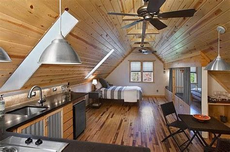 attic apartment      car garage college pinterest flats metals  car garage