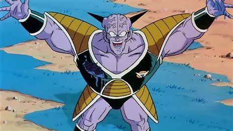 captain ginyu dragon ball fighterz