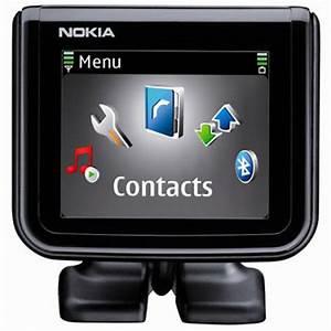 Nokia Ck600 Bluetooth Car Kit Electronics