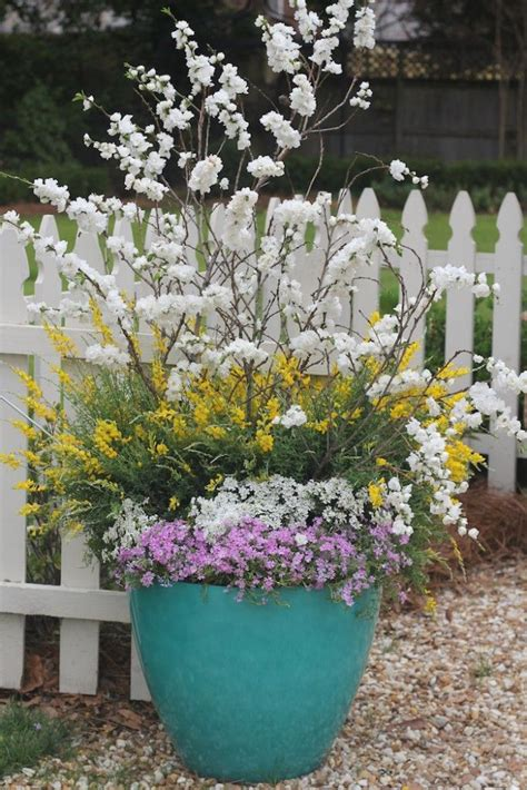 Easter Inspired Container Garden For Spring Getting