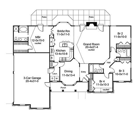 Lowes legacy series house plans   House design plans