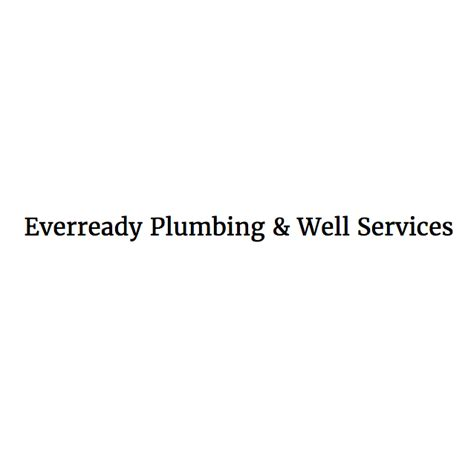 plumbing services me everready plumbing well services coupons me in