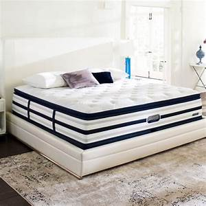 beautyrest recharge world class sea glen luxury firm super With best deals on king size mattress sets