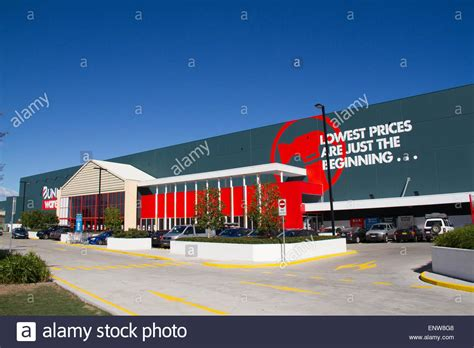 bunnings warehouse at euston road alexandria in sydney