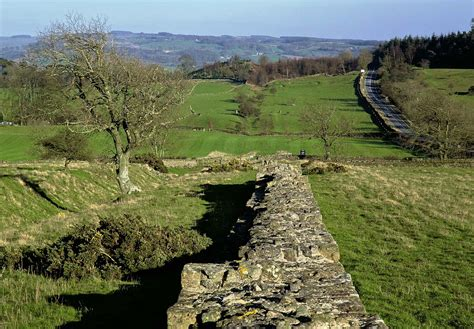 hadrian s wall path national trails