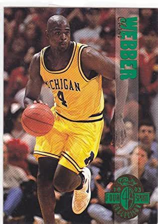 We did not find results for: 1993 CLASSIC CHRIS WEBBER ROOKIE CARD at Amazon's Sports Collectibles Store