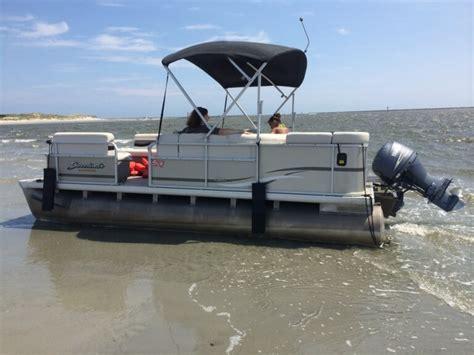 Fishing Boat Rentals North Myrtle Beach by Pontoon Boat Rentals Action Water Sportz Jet Ski