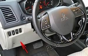 Fuse Box Diagram  U0026gt  Mitsubishi Outlander Sport  2011
