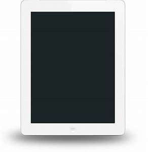 The gallery for --> White Ipad Png