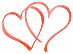 Double Heart   Free Images at Clker.com - vector clip art ...