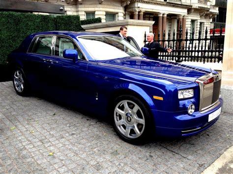 Royal Rolls Royce by Royal Blue Rolls Royce Phantom Luxury Sports Cars