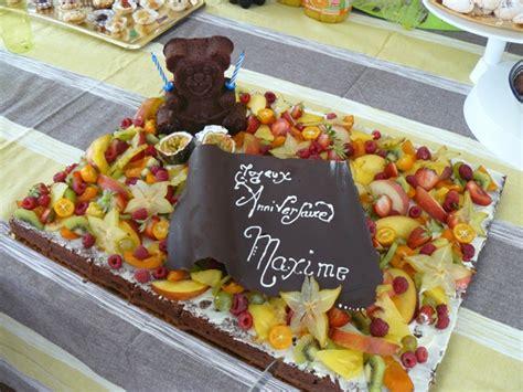 g 226 teau d anniversaire brownies aux fruits viviane oz