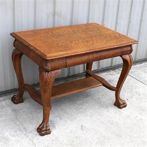 oak clawfoot table for sale quartersawn oak desk for sale classifieds