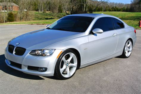"""2008 Bmw 335i Coupe Sport Package 19"""" Wheels Automatic"""