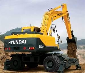 Hyundai R210w