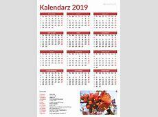Kalendarz Z Tygodniami Calendarios Hd