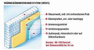 Dämmung Außenwand Material : fassade d mmen 3 systeme im vergleich mein eigenheim ~ A.2002-acura-tl-radio.info Haus und Dekorationen