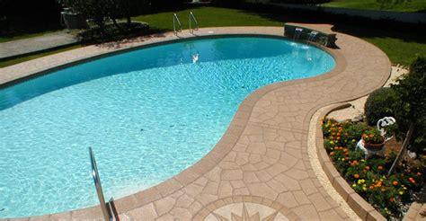 pool decks and patios paint resurfacing concrete resurfacing with concrete coatings