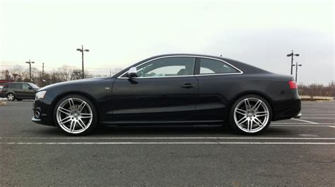 audi   coupe certified  oem rs wheels